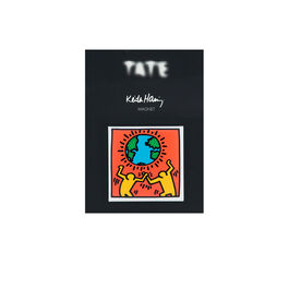 Keith Haring World magnet
