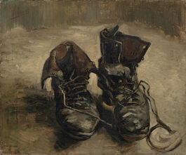 Vincent van Gogh: Shoes