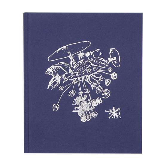 Quentin Blake: Pens Ink & Places special edition
