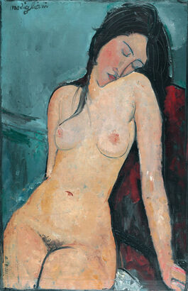 Modigliani: Female Nude