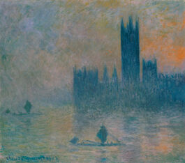 Monet: Houses of Parliament (Fog Effect)
