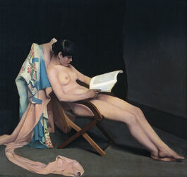 Roussel: The Reading Girl