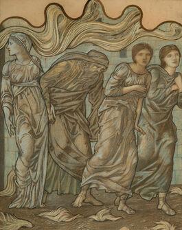 Edward Burne-Jones: Lot and his Daughters