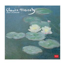 Monet 2020 calendar