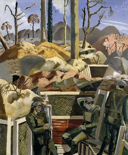 Nash: Spring in the Trenches, Ridge Wood