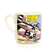 Lichtenstein Whaam! mug