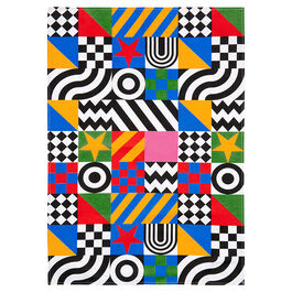 Peter Blake Dazzle Tea towel