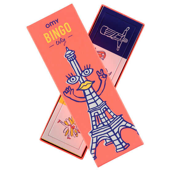 City bingo game