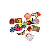 Andy Warhol wooden magnet set