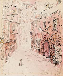 Helen Beatrix Potter: Simpkin in the Snowy Street