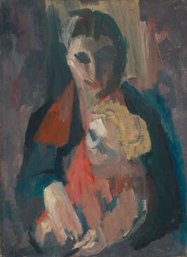 David Bomberg: The Artist's Wife and Baby