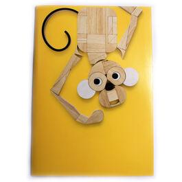 Yellow monkey sketchbook