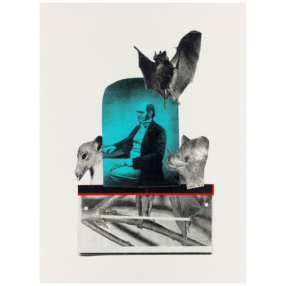 Monster Chetwynd, Charles Darwin, 2020