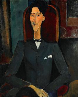 Modigliani: Jean Cocteau
