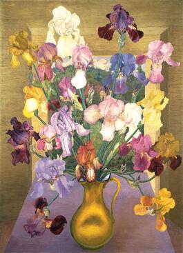 Cedric Morris: Iris Seedlings