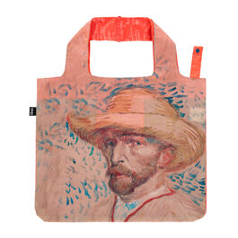 Van Gogh Self-Portrait with Straw Hat bag