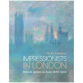 Impressionists in London (hardback)