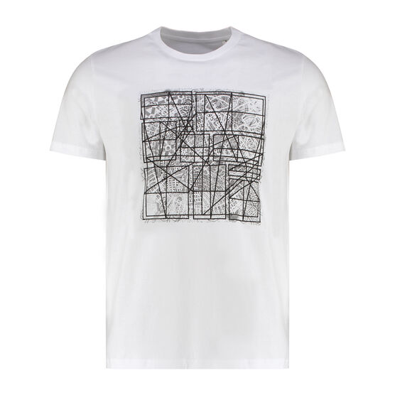 Out There Tee - Small - Bernard Cohen