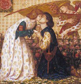 Rossetti: Roman de la Rose