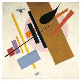 Malevich: Suprematism / Supremus No.55