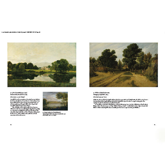Turner & Constable: Sketching from Nature