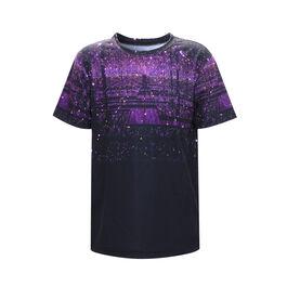 Yayoi Kusama Infinity Room kids t-shirt