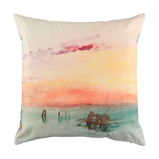 J.M.W. Turner cushion cover