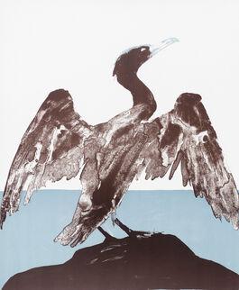 Elisabeth Frink: Cormorant