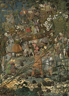 Richard Dadd: The Fairy Feller's Master Stroke