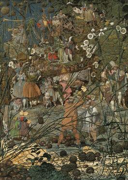 Richard Dadd: The Fairy Feller's Master Stroke