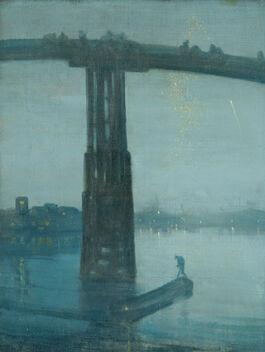 Whistler: Nocturne - Old Battersea Bridge