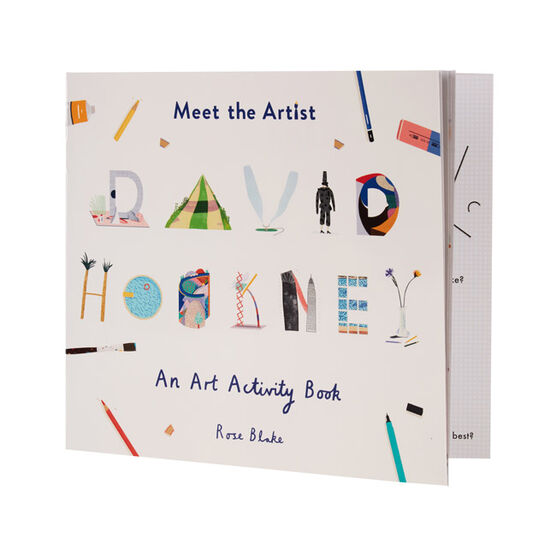 Meet the Artist: David Hockney
