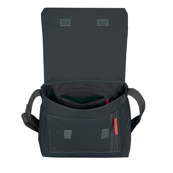 Ally Capellino slate grey satchel