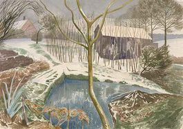 Nash: Wild Garden, Winter
