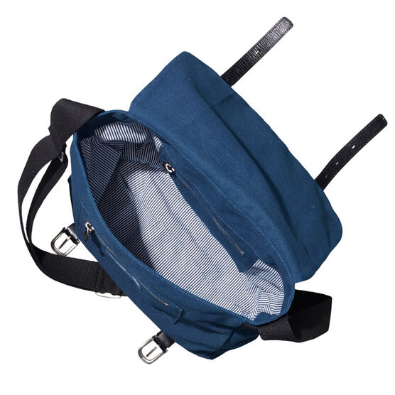 Ally Capellino navy satchel