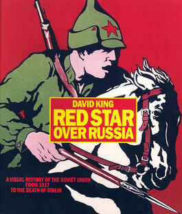 Red Star Over Russia  Paperback