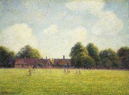 Pissarro: Hampton Court Green