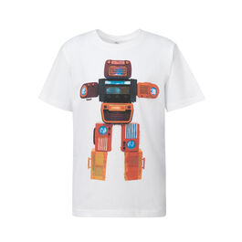 Nam June Paik Bakelite Robot kids' t-shirt
