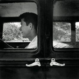Rauschenberg: Untitled [John Cage, Black Mountain]
