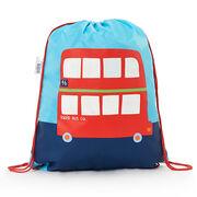 London bus colour change bag