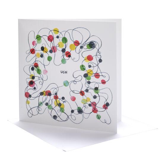 Gabe Monterio Ugh Christmas cards (pack of 6)