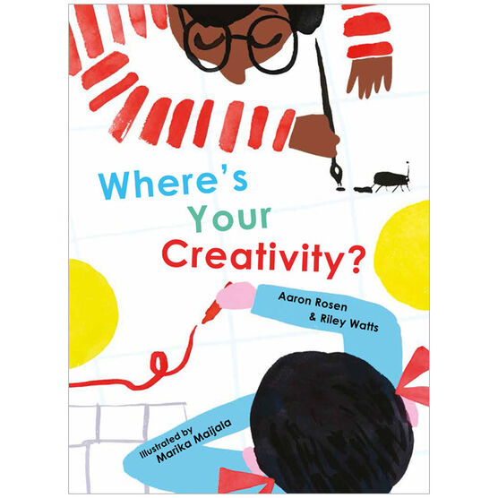 Where's Your Creativity?