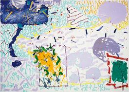 Patrick Heron: Sydney Garden Painting