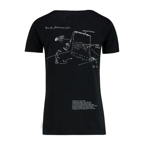 Eliasson Beauty women's t-shirt