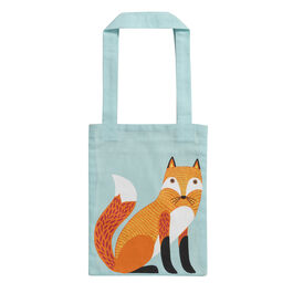 Children's fox tote bag