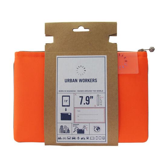iPad mini case orange
