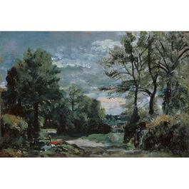 Constable: A Lane Near Flatford