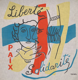 Fernand Léger: Freedom, Peace, Solidarity