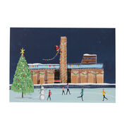 Rebecca Munday Christmas at Tate Modern Christmas cards (pack of 6)