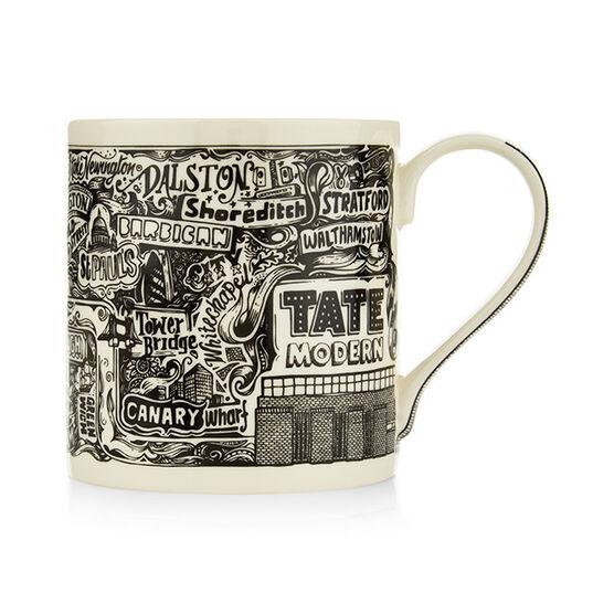 Vic Lee mug